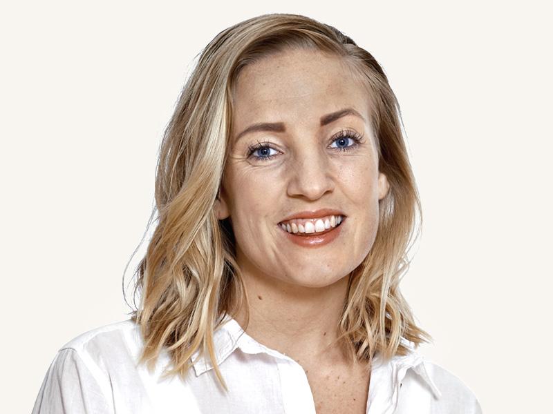 Caroline Fredriksson